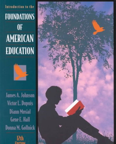 an introduction to the education in america