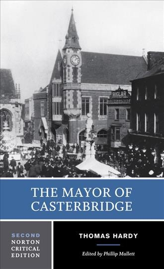 the mayor of casterbridge by t essay