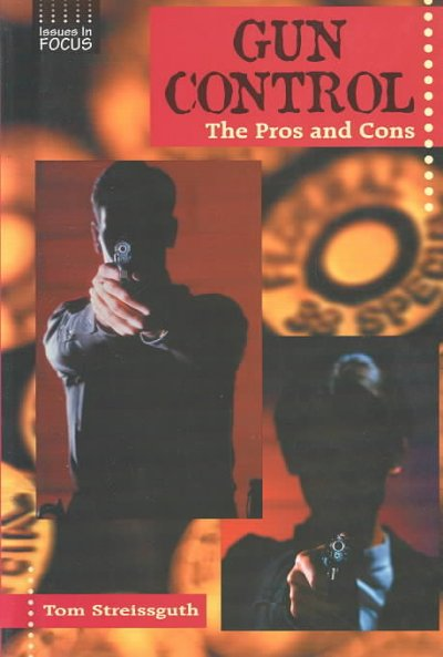 pros and cons essay on gun control Free balanced, non-partisan discussion of controversial social and policital issues (pros and cons.
