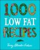 Go to record 1,000 lowfat recipes