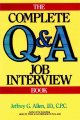 Go to record The complete Q & A job interview book