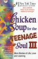 Go to record Chicken soup for the teenage soul III : more stories of li...