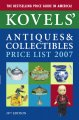 Go to record The Kovels' antiques & collectibles price list 2007
