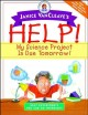Go to record Janice VanCleave's help! my science project is due tomorro...