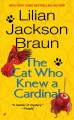 Go to record The cat who knew a cardinal