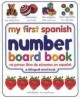 Go to record My first Spanish number board book = Mi primer libro de nú...