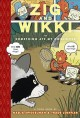 Go to record Zig and Wikki in Something ate my homework : a toon book