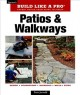 Go to record Patios and walkways
