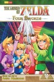 Go to record The legend of Zelda. Four swords. Part 2