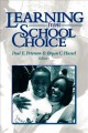 Go to record Learning from school choice