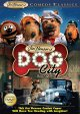 Go to record Dog City, the movie