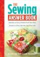 Go to record The sewing answer book