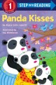Go to record Panda kisses
