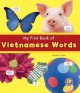 Go to record My first book of Vietnamese words