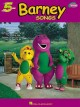 Go to record Barney songs Five finger piano