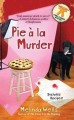 Go to record Pie a la murder