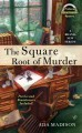 Go to record The square root of murder