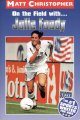 Go to record On the field with-- Julie Foudy
