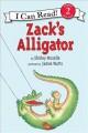 Go to record Zack's alligator