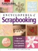 Go to record The encyclopedia of scrapbooking.