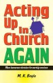 Go to record Acting up in church again : more humorous sketches for wor...