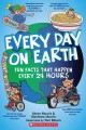 Go to record Every day on Earth : fun facts that happen every 24 hours