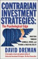 Go to record Contrarian investment strategies : the psychological edge