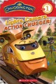 Go to record Chuggington. Lights, camera, action Chugger!