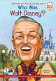 Go to record Who was Walt Disney?