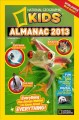 Go to record National Geographic Kids almanac 2013.