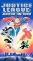 Go to record Justice league. Justice on trial