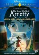 Go to record The secret world of Arrietty
