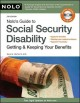 Go to record Nolo's guide to social security disability : getting & kee...