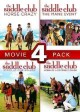 Go to record The Saddle club movie 4 pack