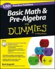 Go to record 1001 basic math and pre-algebra practice problems for dumm...