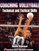 Go to record Coaching volleyball technical and tactical skills