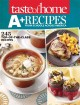 Go to record Taste of home : A+ recipes from schools across America.