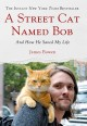 Go to record A street cat named Bob : and how he saved my life