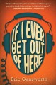 Go to record If I ever get out of here : a novel with paintings