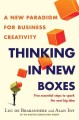 Go to record Thinking in new boxes : a new paradigm for business creati...