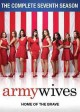 Go to record Army wives. The complete seventh season