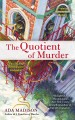 Go to record The quotient of murder