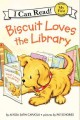 Go to record Biscuit loves the library