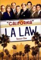 Go to record L.A. law. Season one