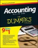 Go to record Accounting all-in-one for dummies
