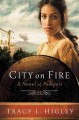 Go to record City on fire : a novel of Pompeii