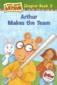Go to record Arthur makes the team