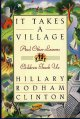 Go to record It takes a village : and other lessons children teach us