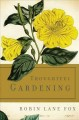 Go to record Thoughtful gardening