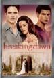 Go to record The twilight saga. Breaking dawn. Part 1